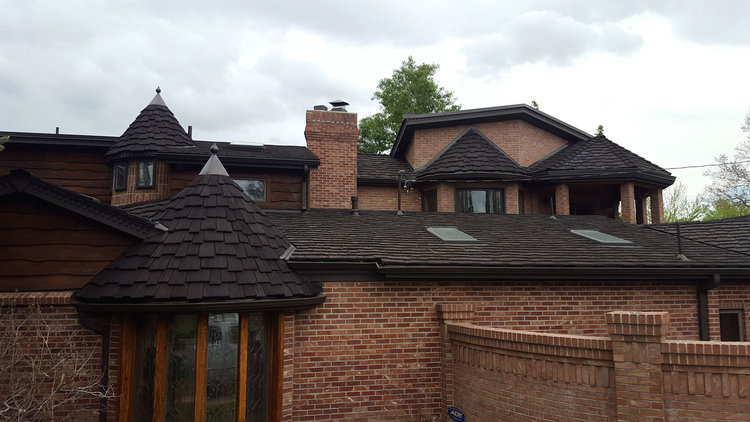 Cedur Synthetic Roofing Shakes